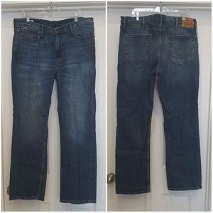 Levi's 514 men's jeans 38 x32 straight